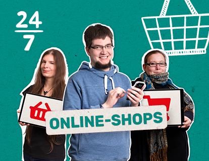 Konzeption, Design & Umsetzung von Online Shops von der FRIEDSAM Werbeagentur