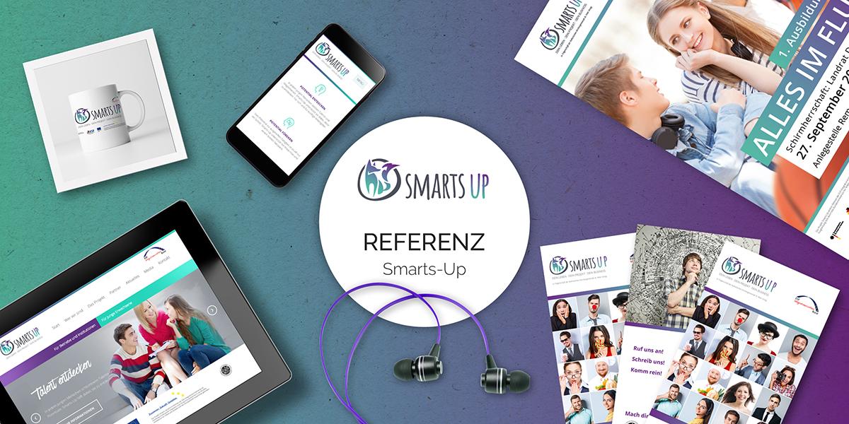 FRIEDSAM Werbeagentur realisiert Projekt für Smarts Up
