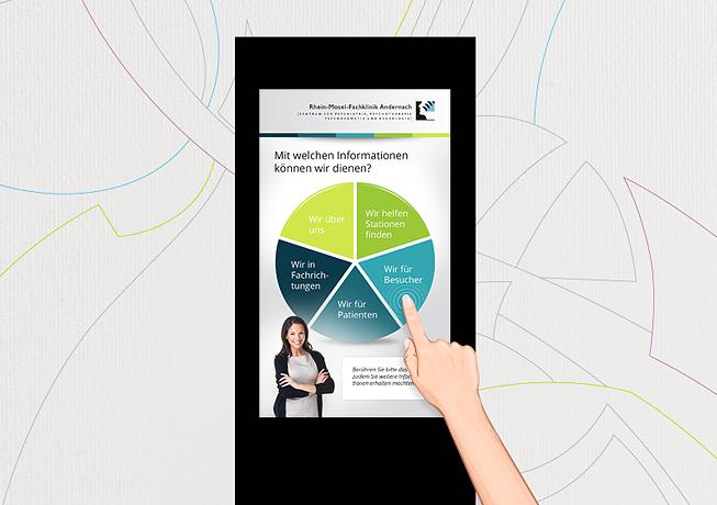 FRIEDSAM Werbeagentur realisiert Projekt für Rhein-Mosel-Fachklinik