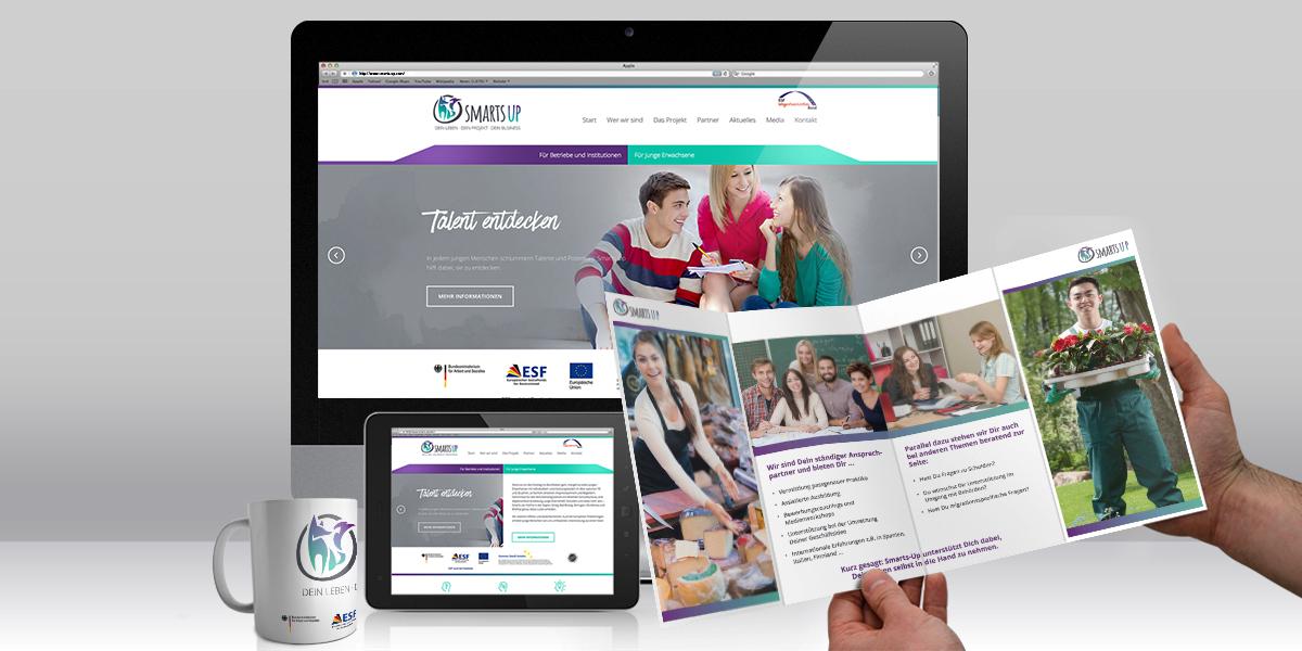 Smarts Up ein CSR Projekt der Friedsam Werbeagentur