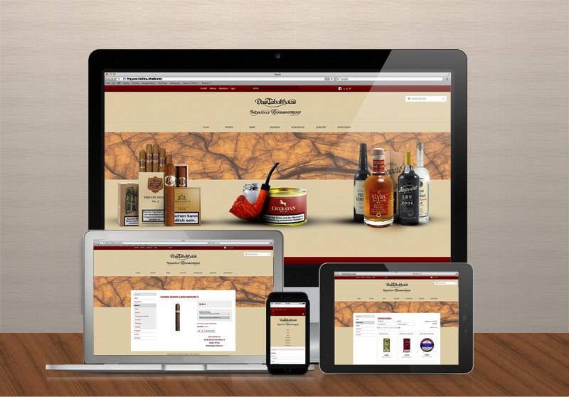 FRIEDSAM Werbeagentur realisiert Projekt für Tabakhaus Schneider