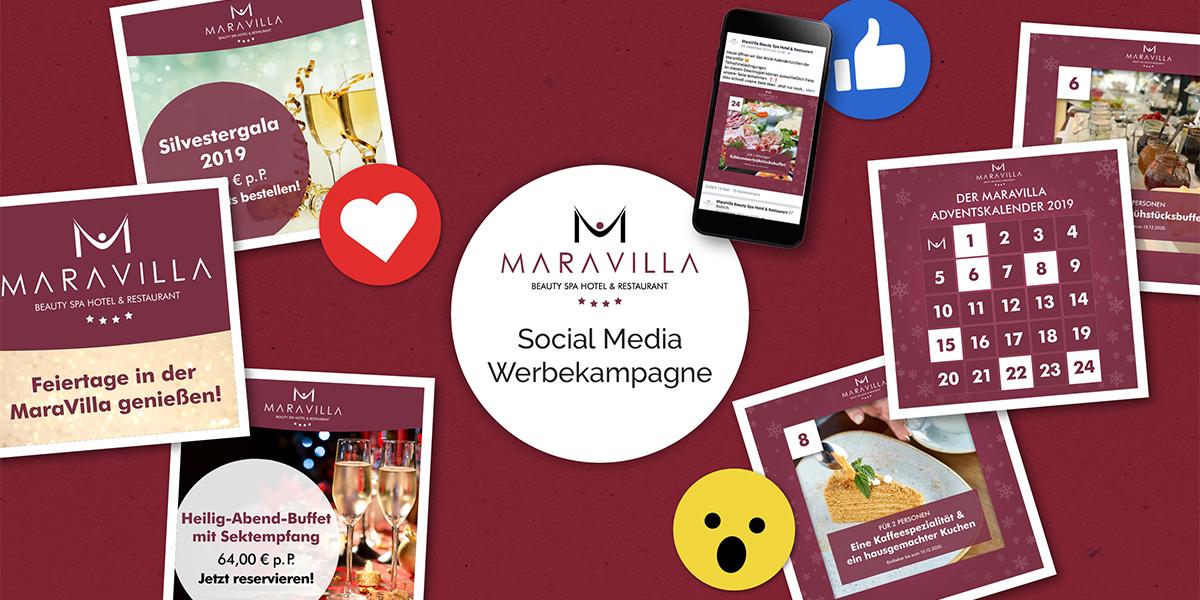 FRIEDSAM Werbeagentur realisiert Projekt für MaraVilla