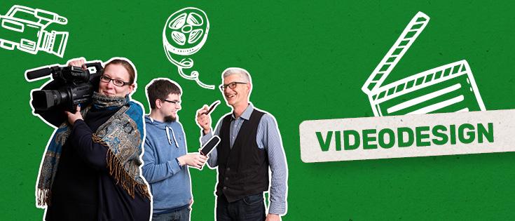 Videodesign in der FRIEDSAM Werbeagentur