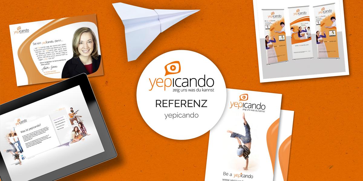 Yepicando - zeig was Du kannst ein CSR Projekt der Friedsam Werbeagentur