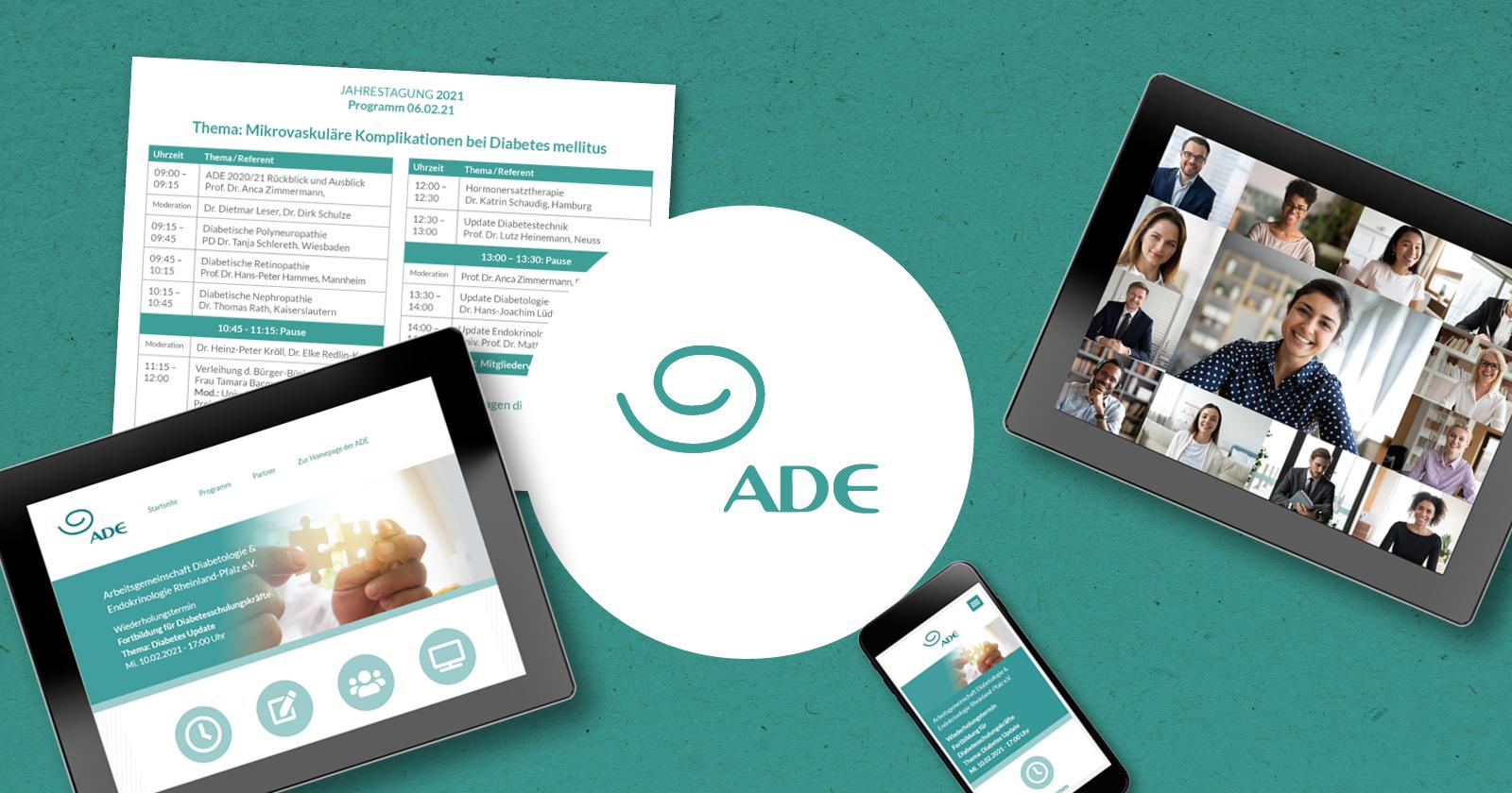 FRIEDSAM Werbeagentur realisiert Projekt für ADE RLP