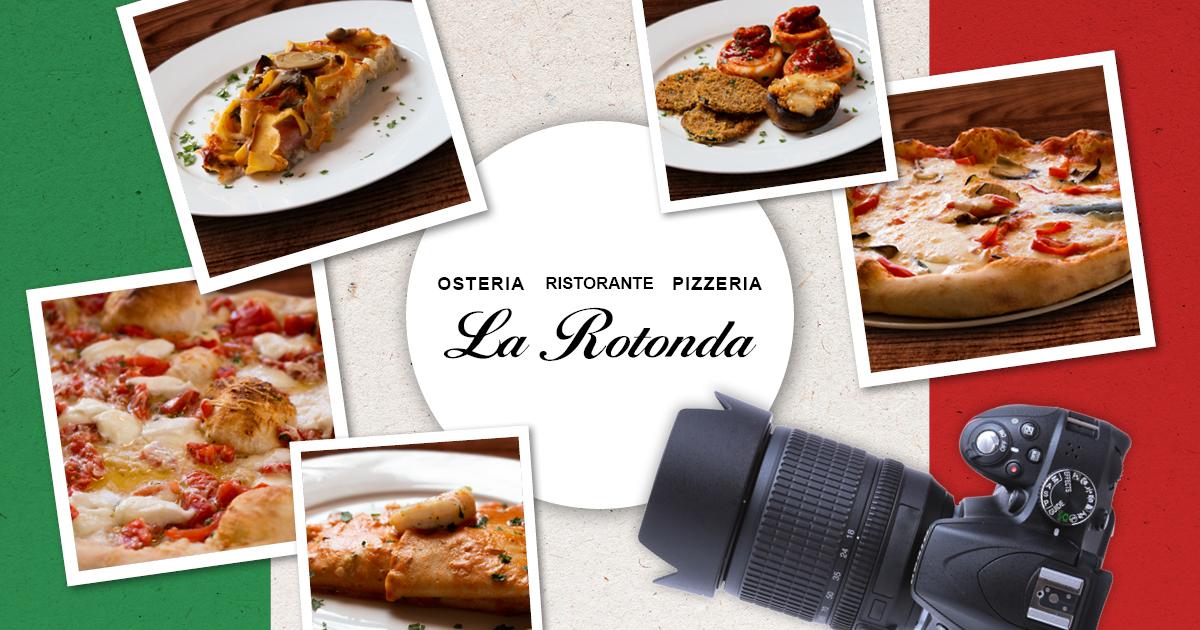 FRIEDSAM Werbeagentur realisiert Projekt für Fotoshooting La Rotonda