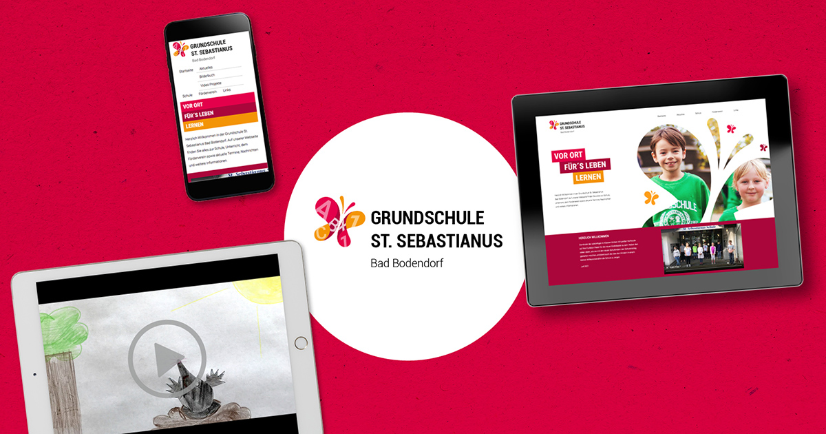 FRIEDSAM Werbeagentur realisiert Projekt für Grundschule St. Sebastianus
