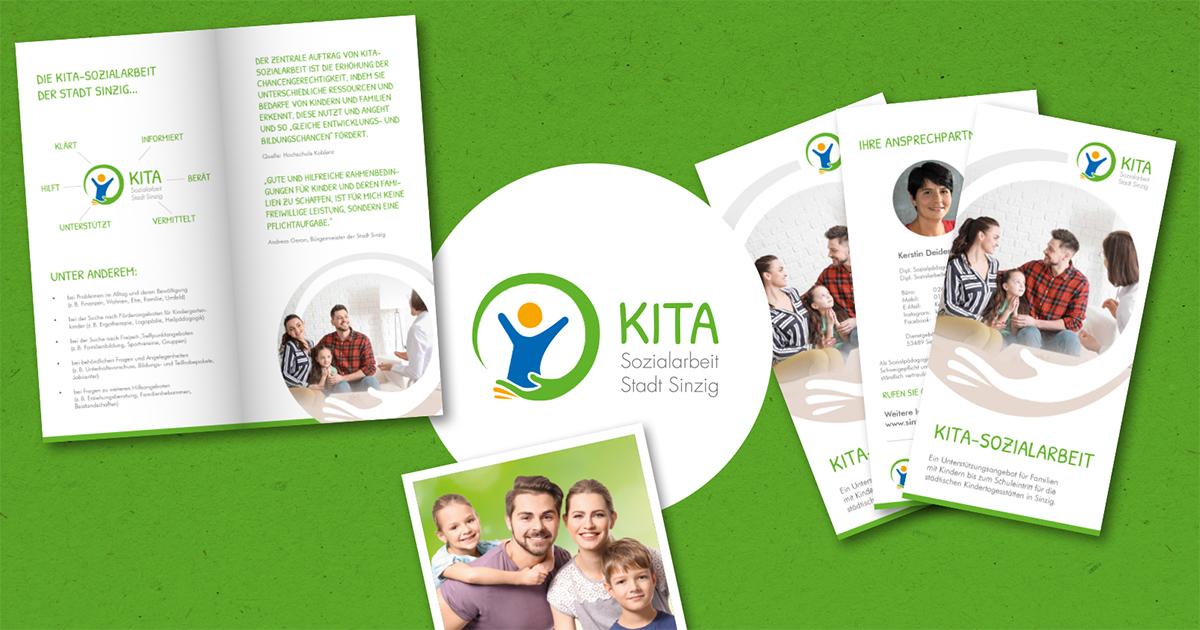 FRIEDSAM Werbeagentur realisiert Projekt für Kita Sozialarbeit Stadt Sinzig